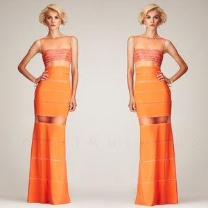 Mignon Fashion illusion dress